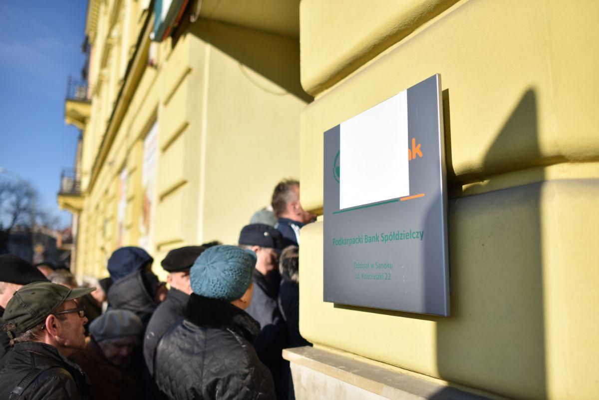 UWAGA klienci Banku BFG w Sanoku! Będzie strajk pracowników - Zdjęcie główne