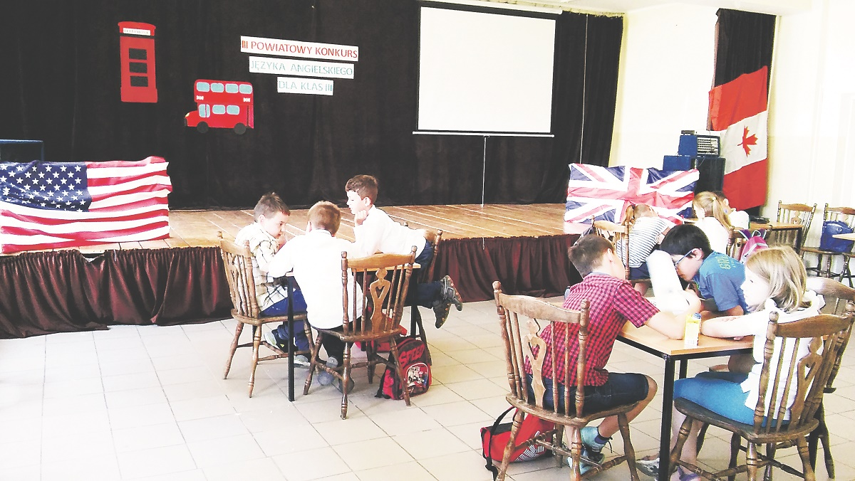 Angielski dla nich niestraszny - Zdjęcie główne