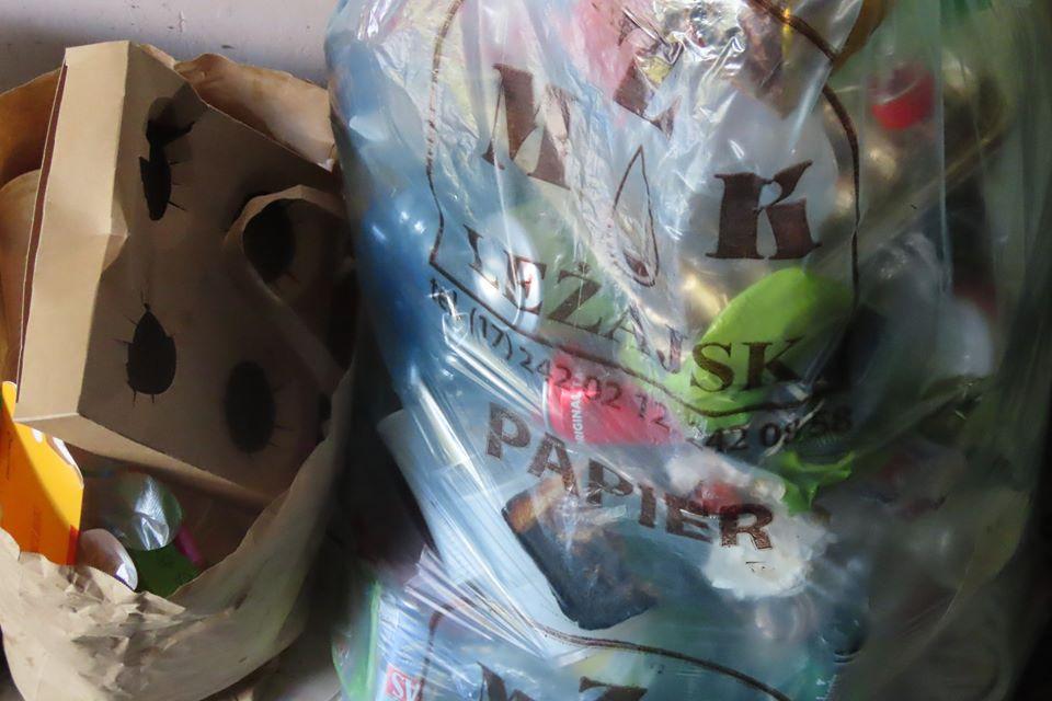 Zostawili śmieci po biwaku w Bieszczadach. Będą musieli po nie wrócić! [FOTO] - Zdjęcie główne