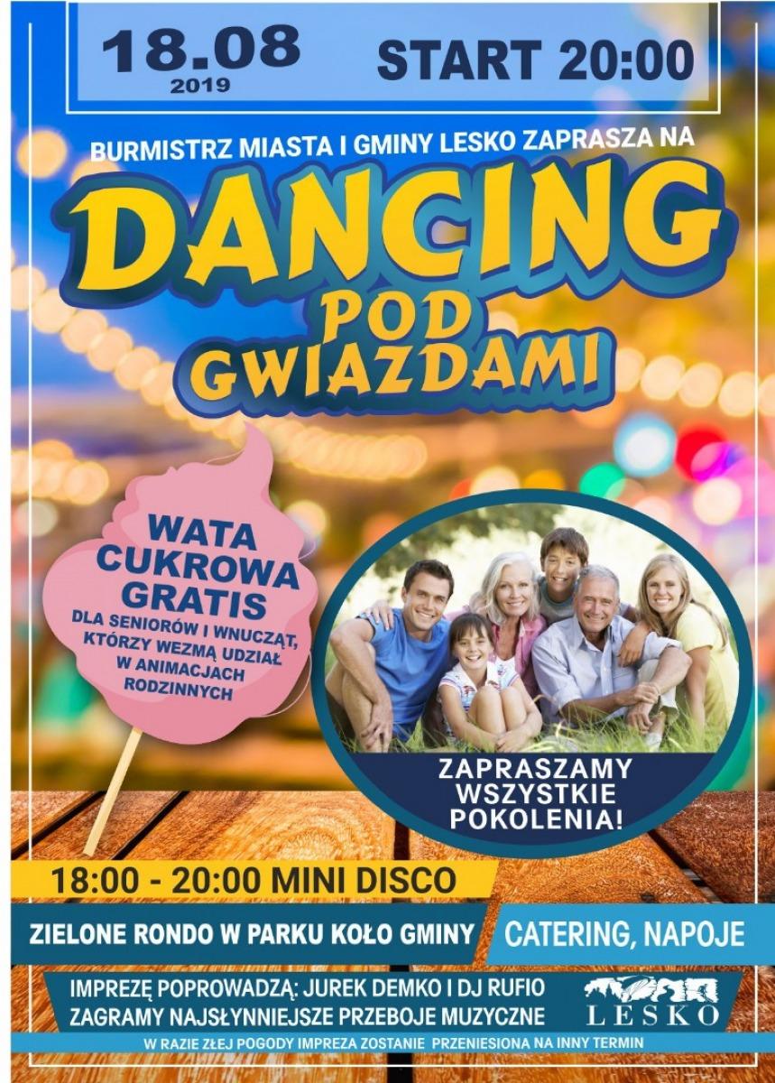LESKO: Dancing pod gwiazdami dla wszystkich pokoleń! - Zdjęcie główne