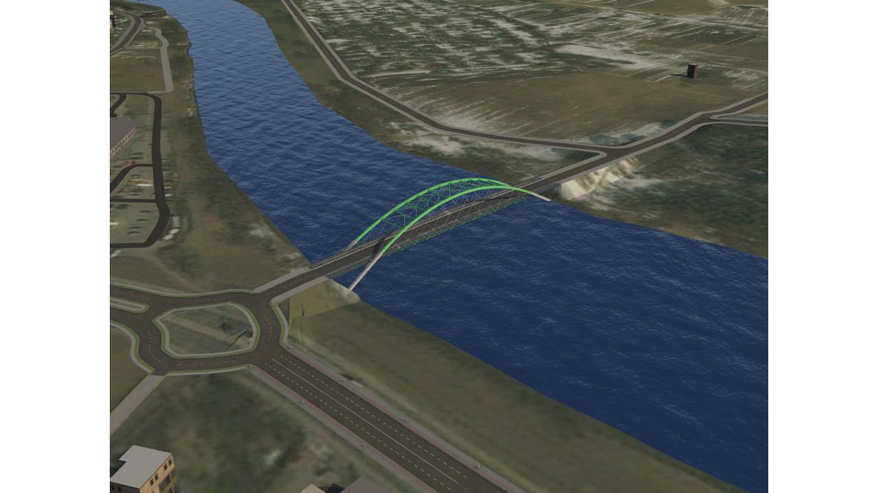 Nowy most w Sanoku. Ruszył kolejny etap! - Zdjęcie główne
