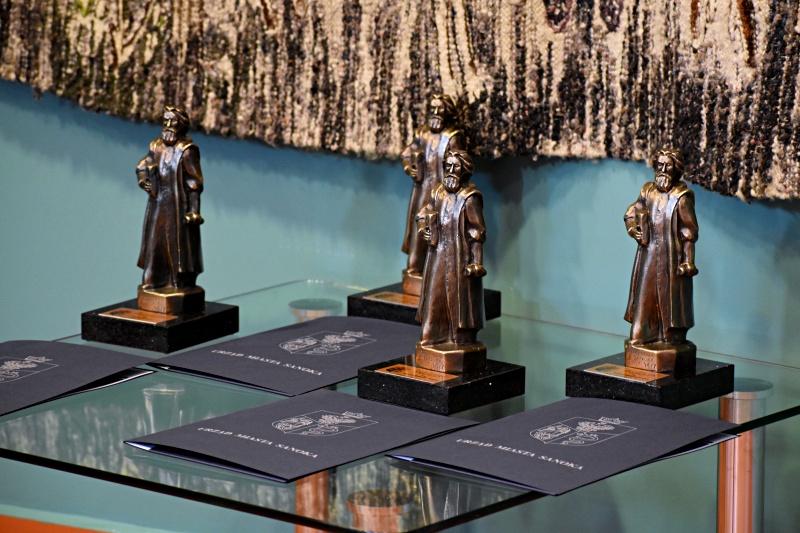 Nagrody Miasta Sanoka w dziedzinie kultura i sztuka rozdane  [ZDJĘCIA] - Zdjęcie główne