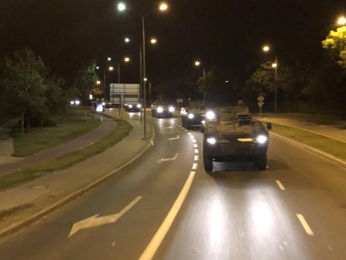 Wielka kolumna wojskowa na drogach Podkarpacia. Będą utrudnienia - Zdjęcie główne