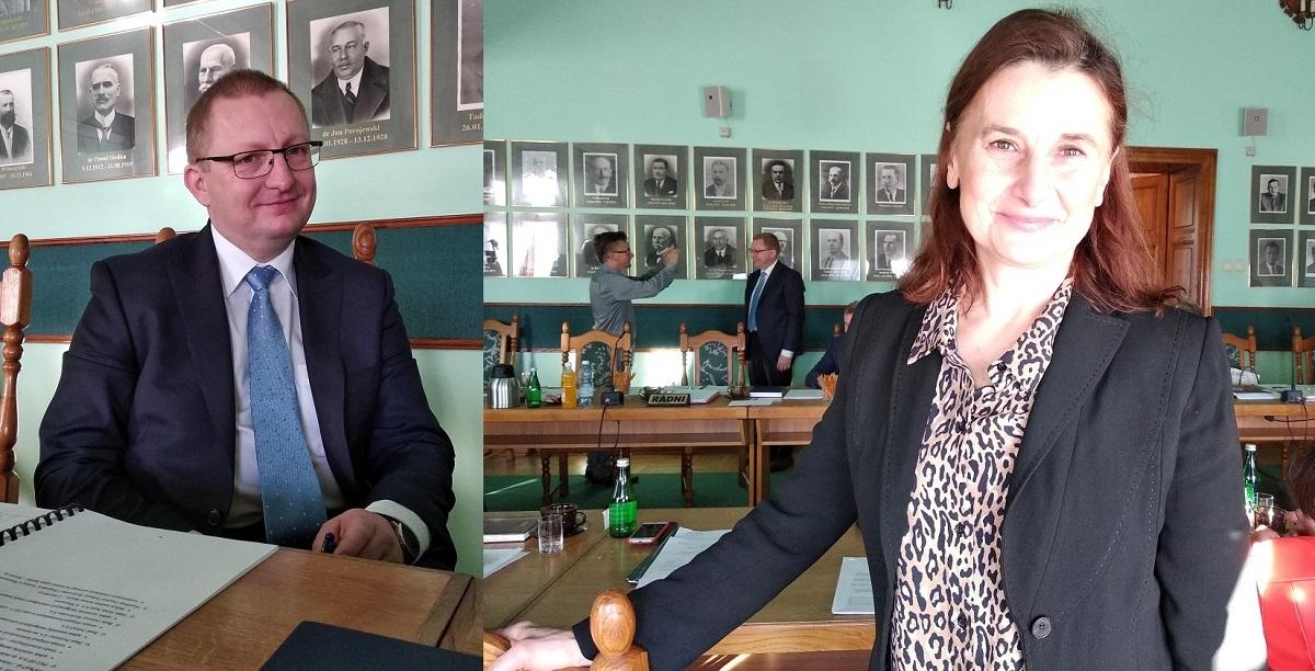 Znamy wiceprzewodniczących Rady Miasta Sanoka - Zdjęcie główne