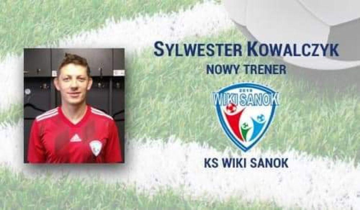 Kowalczyk nowym trenerem Wiki Sanok - Zdjęcie główne