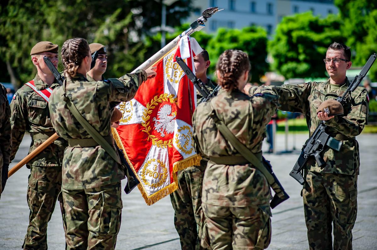 Wzmacniamy szeregi 3. Podkarpackiej Brygady OT [FOTO]  - Zdjęcie główne