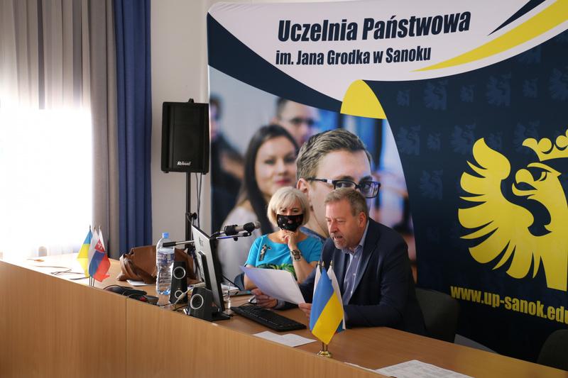 """Sanok: Konferencja na Uczelni Państwowej """"Na pograniczach kultur i narodów"""" - Zdjęcie główne"""