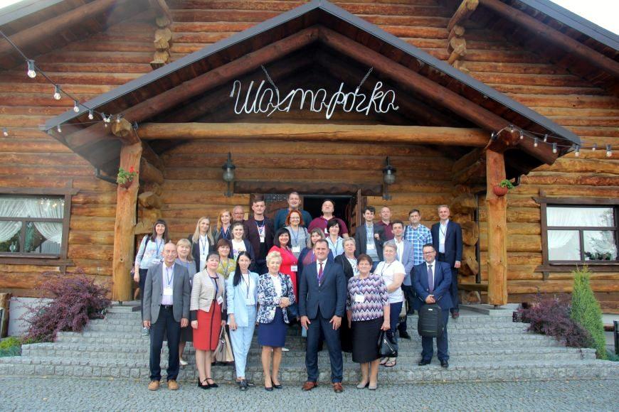 Delegacja Gminy Sanok w Borysławiu w ramach realizacji projektu Polska-Białoruś-Ukraina - Zdjęcie główne