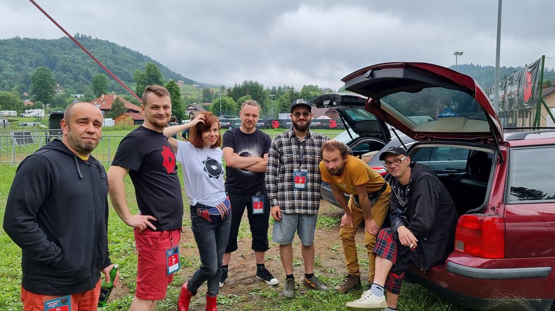 Pomóżmy zespołowi TOPINAMBUR stanąć na scenie Pol'and'Rock Festiwal - Zdjęcie główne