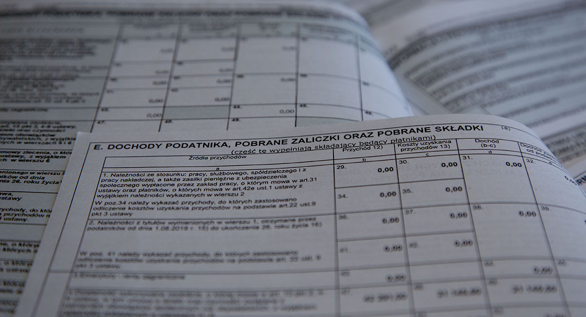 Kara za nierozliczony PIT wynoszą nawet 14 tys. zł. Jak ich uniknąć? - Zdjęcie główne