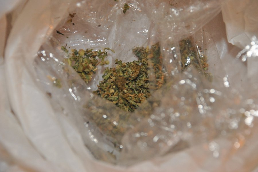 Konopie, extasy i amfetamina - wpadł 22-latek - Zdjęcie główne