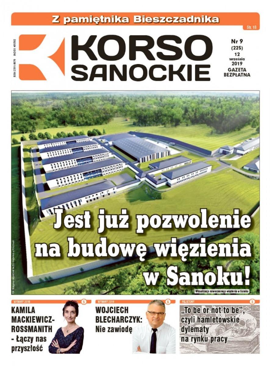 Już jutro 9/2019 wydanie Korso Sanockiego! - Zdjęcie główne