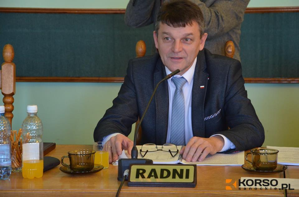 Stanisław Chęć wypowiedział się na temat zatrudnienia dyrektora SP ZOZ w Sanoku - Zdjęcie główne