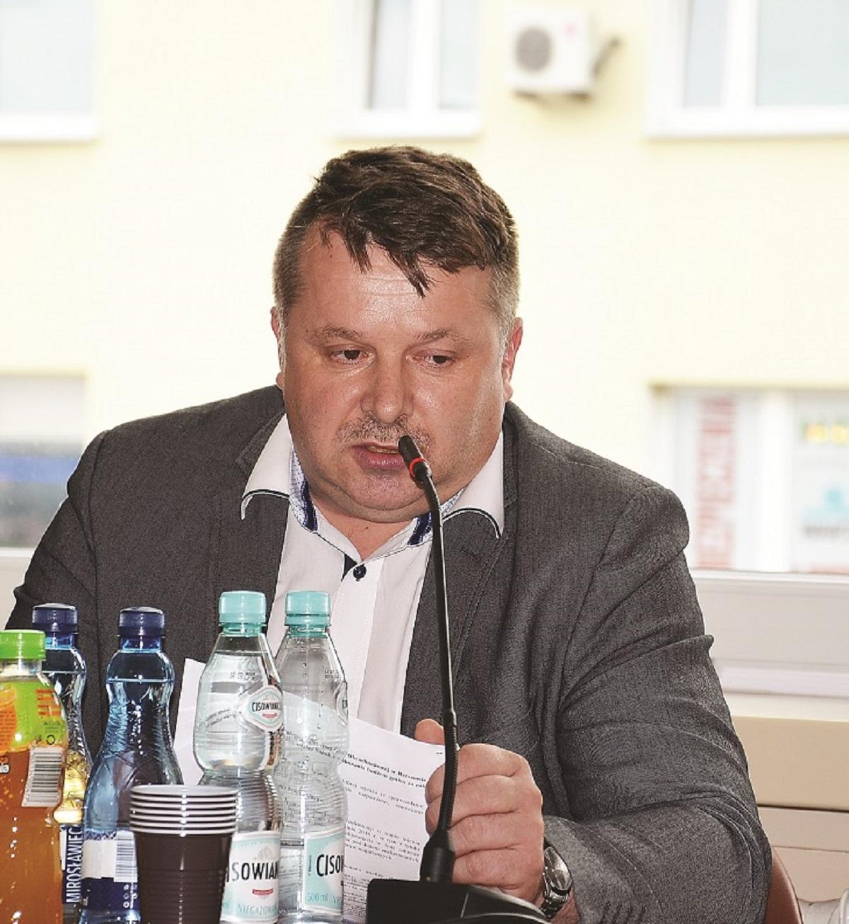 Gmina Sanok: Zgoda na remont drogi Niebieszczany - Stróże Wielkie  - Zdjęcie główne