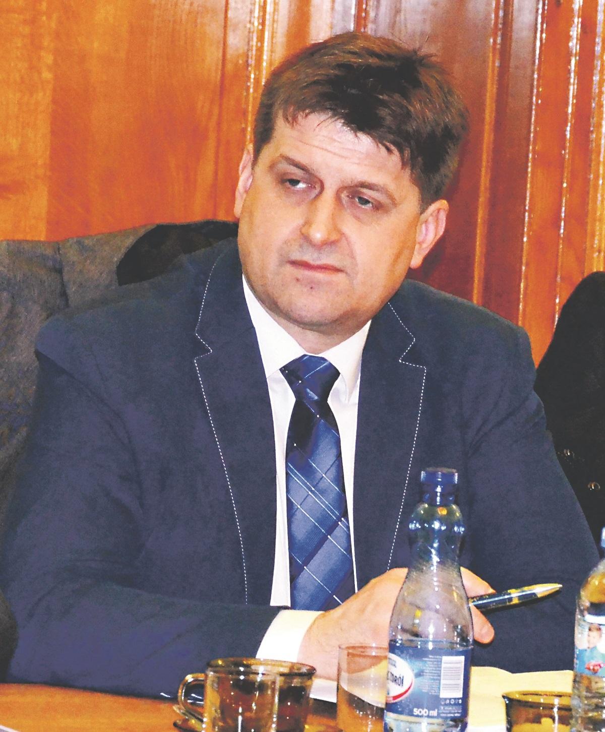 Witold Jawor, radny powiatu sanockiego o kadencji 2014-2018 - Zdjęcie główne
