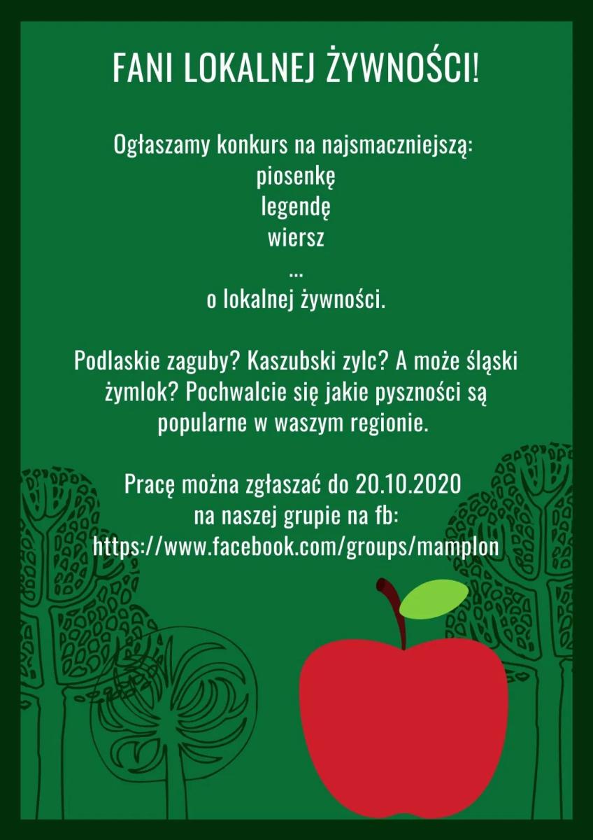"""Gmina Sanok. Konkurs """"Lokalna Żywność w Twórczości Artystycznej"""" - Zdjęcie główne"""