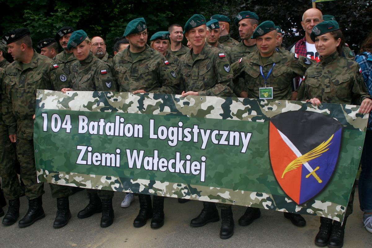 Zakończenie 54 Centralnego Rajdu Turystycznego Wojska Polskiego na orientację w Ustrzykach Górnych FOTO - Zdjęcie główne