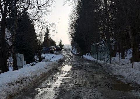 SYGNAŁY CZYTELNIKÓW: Nasza droga to błotny poligon! [ZDJĘCIA] - Zdjęcie główne
