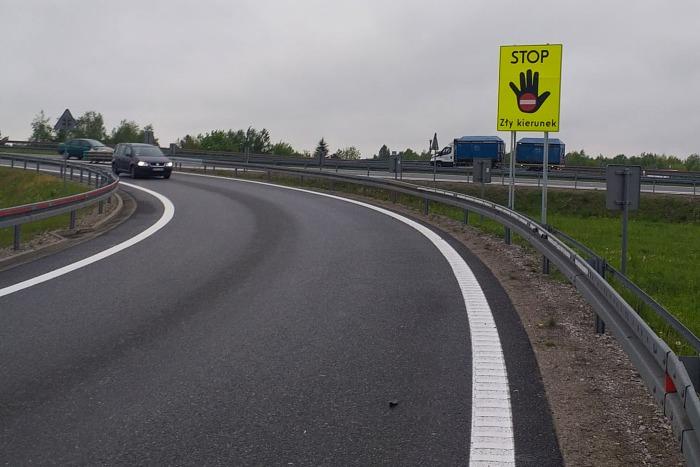 Wprowadzono nowy znak który ma zakończyć serię pomyłek kierowców - Zdjęcie główne