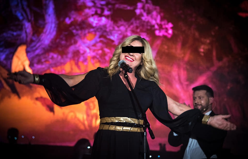 Pijana w sztok znana wokalistka złapana przez policję! - Zdjęcie główne