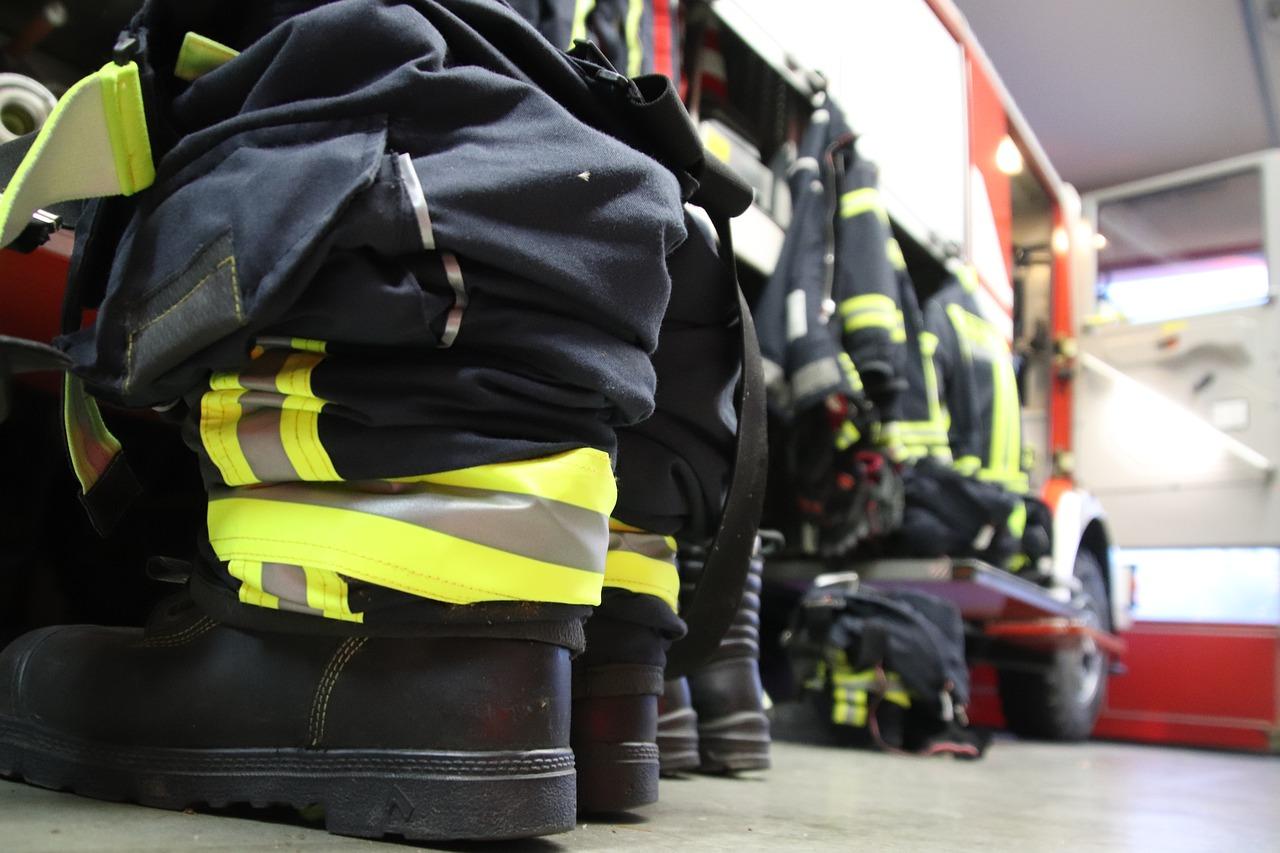 Dramatyczny homoseksualny gwałt na strażaku! - Zdjęcie główne