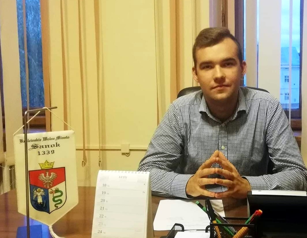 Oświadczenie Przewodniczącego Młodzieżowej Rady Miasta Sanoka  - Zdjęcie główne
