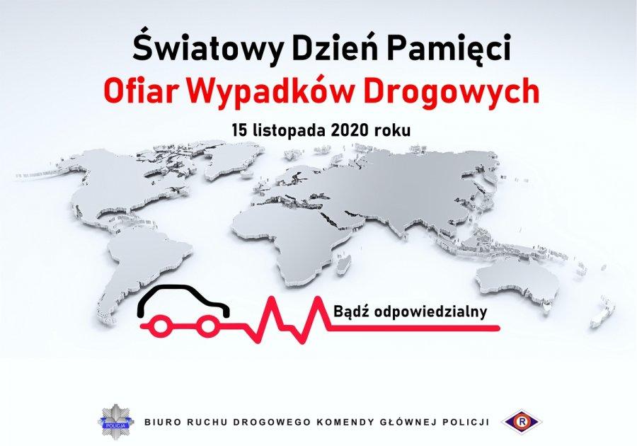 Światowy Dzień Pamięci Ofiar Wypadków Drogowych - Zdjęcie główne