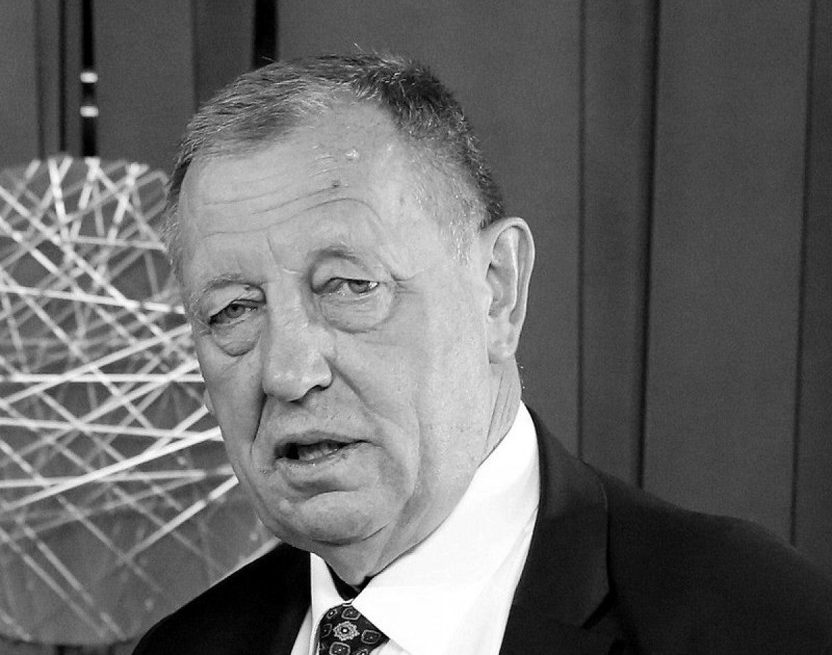 Z KRAJU: Zmarł Jan Szyszko. Były minister środowiska - Zdjęcie główne