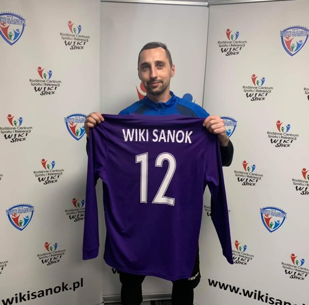Kolejne wzmocnienie Wiki Sanok - Zdjęcie główne