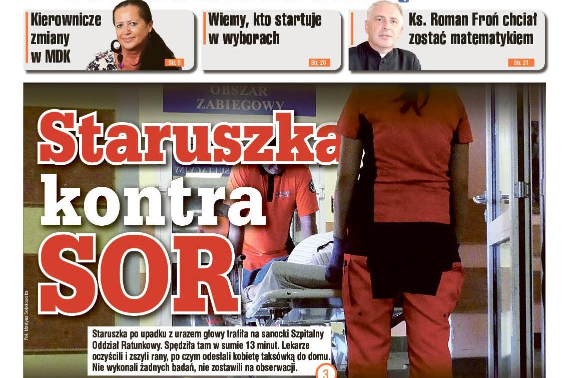 Najnowszy numer Korso Gazety Sanockiej już w sprzedaży - Zdjęcie główne