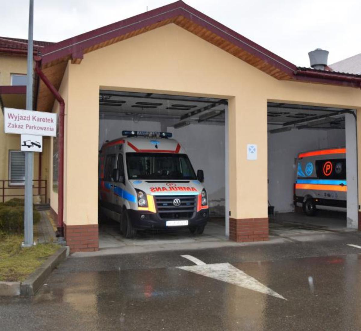 Bieszczadzkie Pogotowie Ratunkowe otrzyma kolejne ambulanse! - Zdjęcie główne