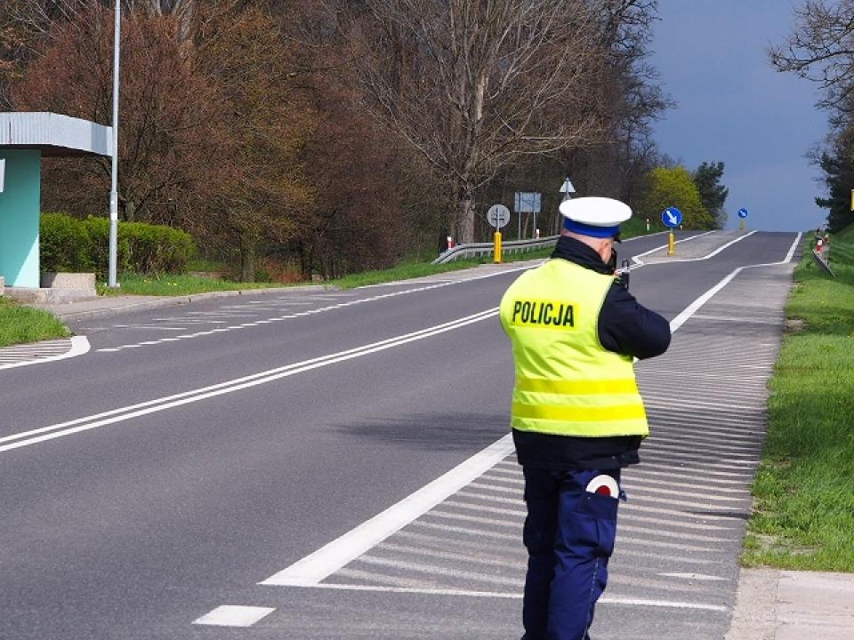 """Mierniki prędkości tzw. """"Suszarki"""" są użytkowane zgodnie z przepisami  - Zdjęcie główne"""