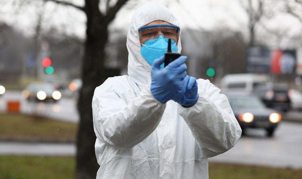 Podkarpacie. Pacjent zakażony koronawirusem uciekł ze szpitala! - Zdjęcie główne