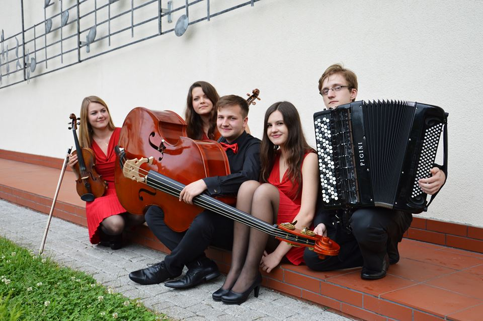 """Koncert zespołu kameralnego """"Creative Quintet"""" - Zdjęcie główne"""