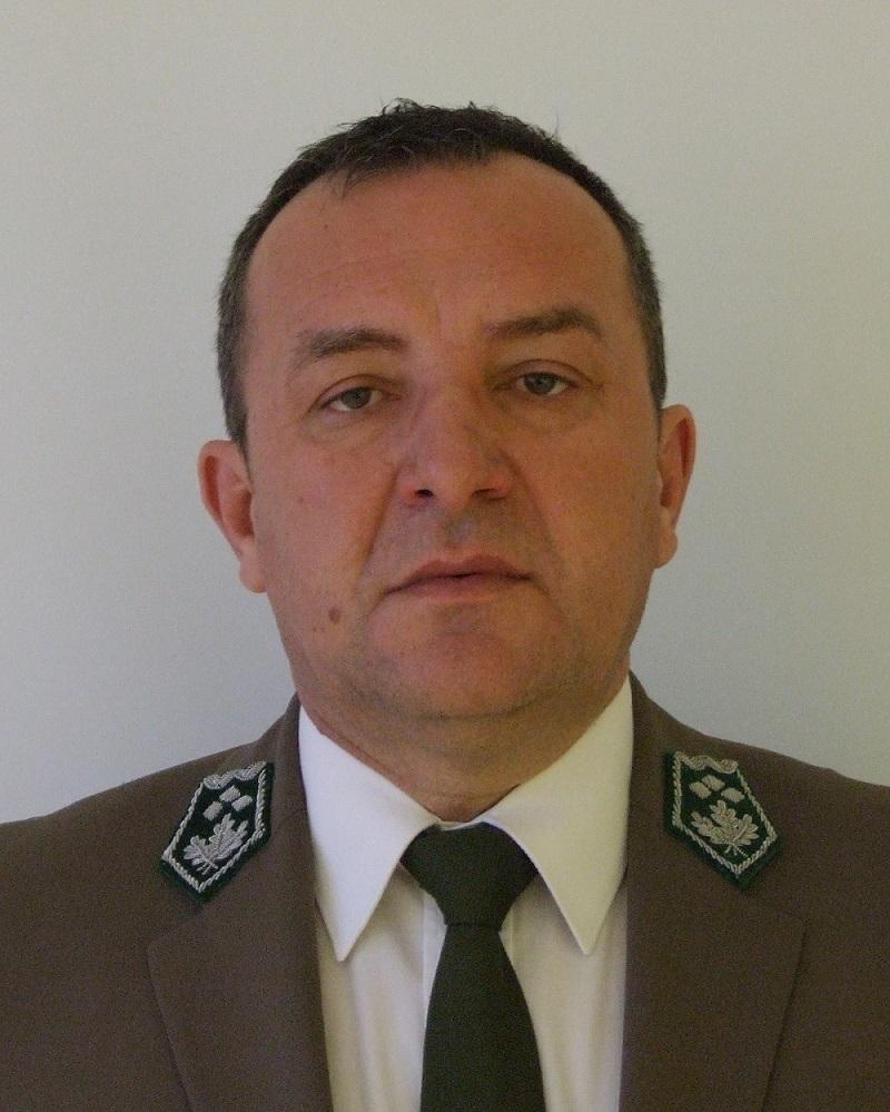 Zbigniew Pawłowski nowym nadleśniczym w Lesku - Zdjęcie główne