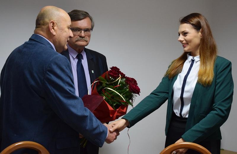 Zaprzysiężenie nowego wójta i radnych gminy Zarszyn FOTO - Zdjęcie główne