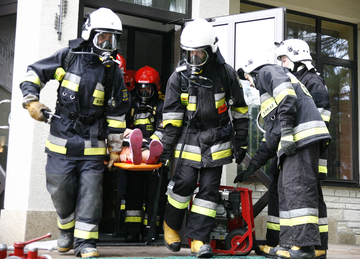 Rabat na paliwo dla strażaków. - Zdjęcie główne