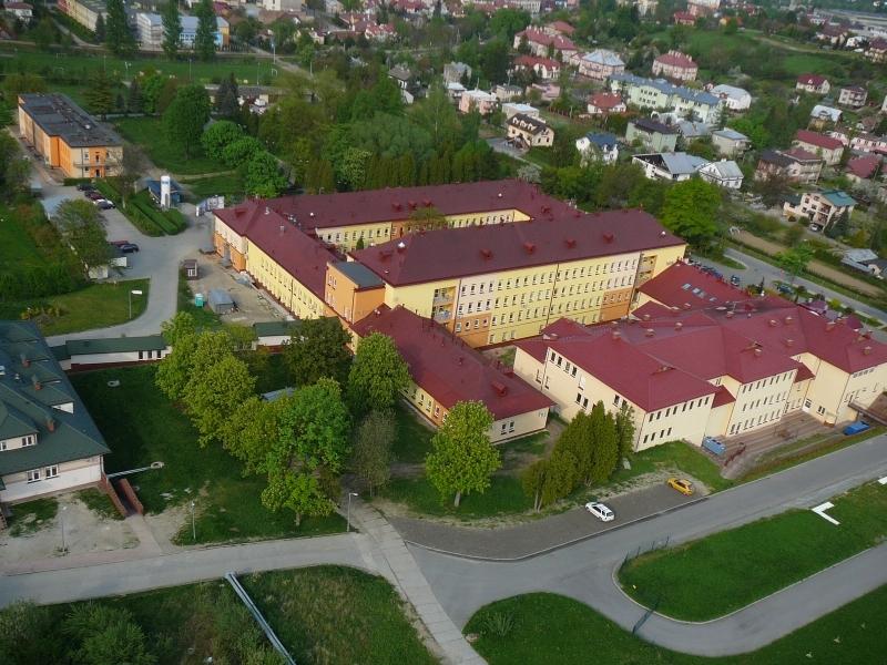 O problemach finansowych sanockiego szpitala mówi Starosta Stanisław Chęć - Zdjęcie główne