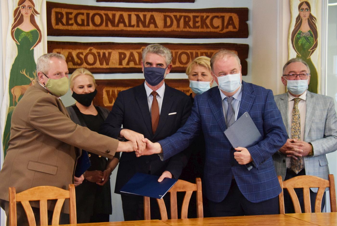 Lasy Państwowe dofinansują remonty mostów w Bieszczadach [ZDJĘCIA] - Zdjęcie główne