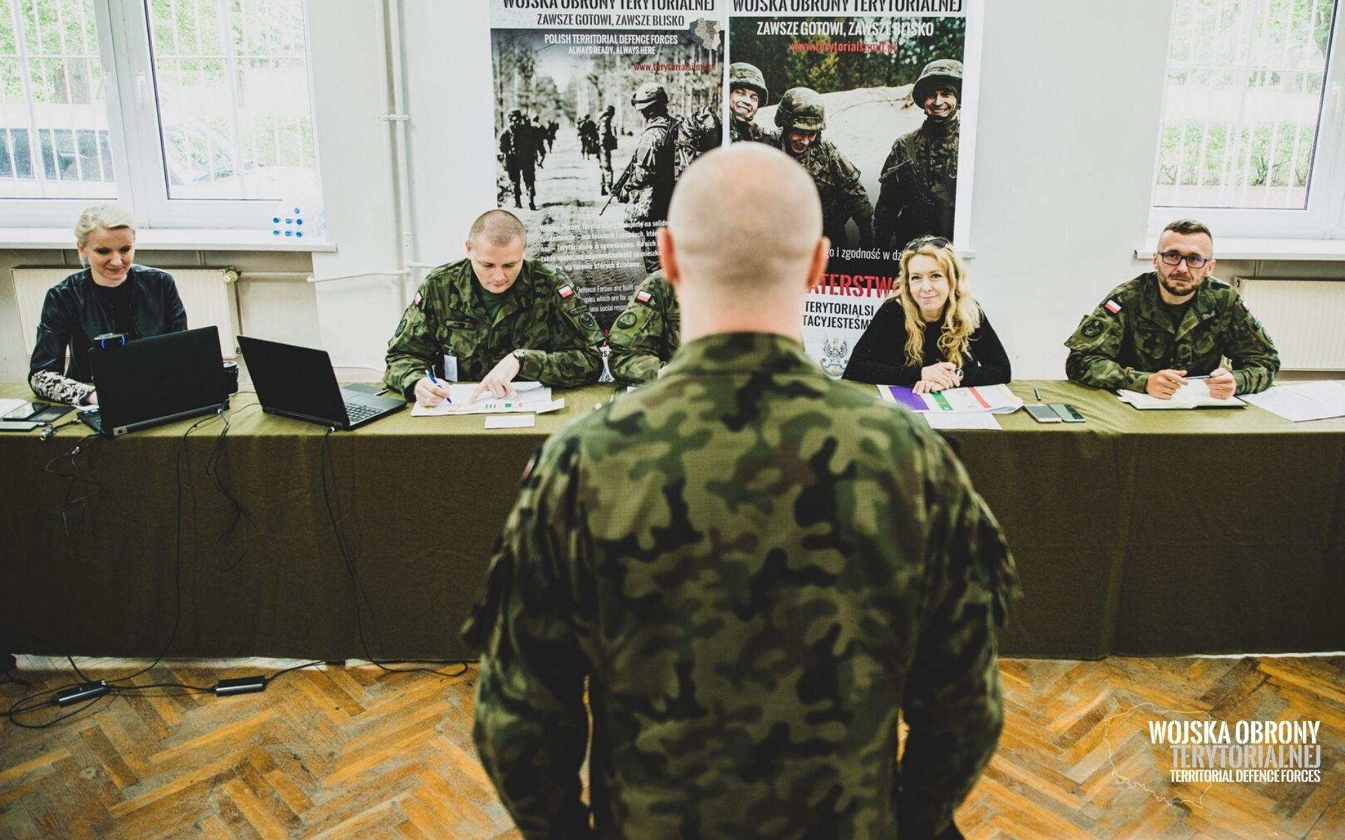 Agrykola – przepustka do oficerskich gwiazdek dla terytorialsów [FOTO] - Zdjęcie główne
