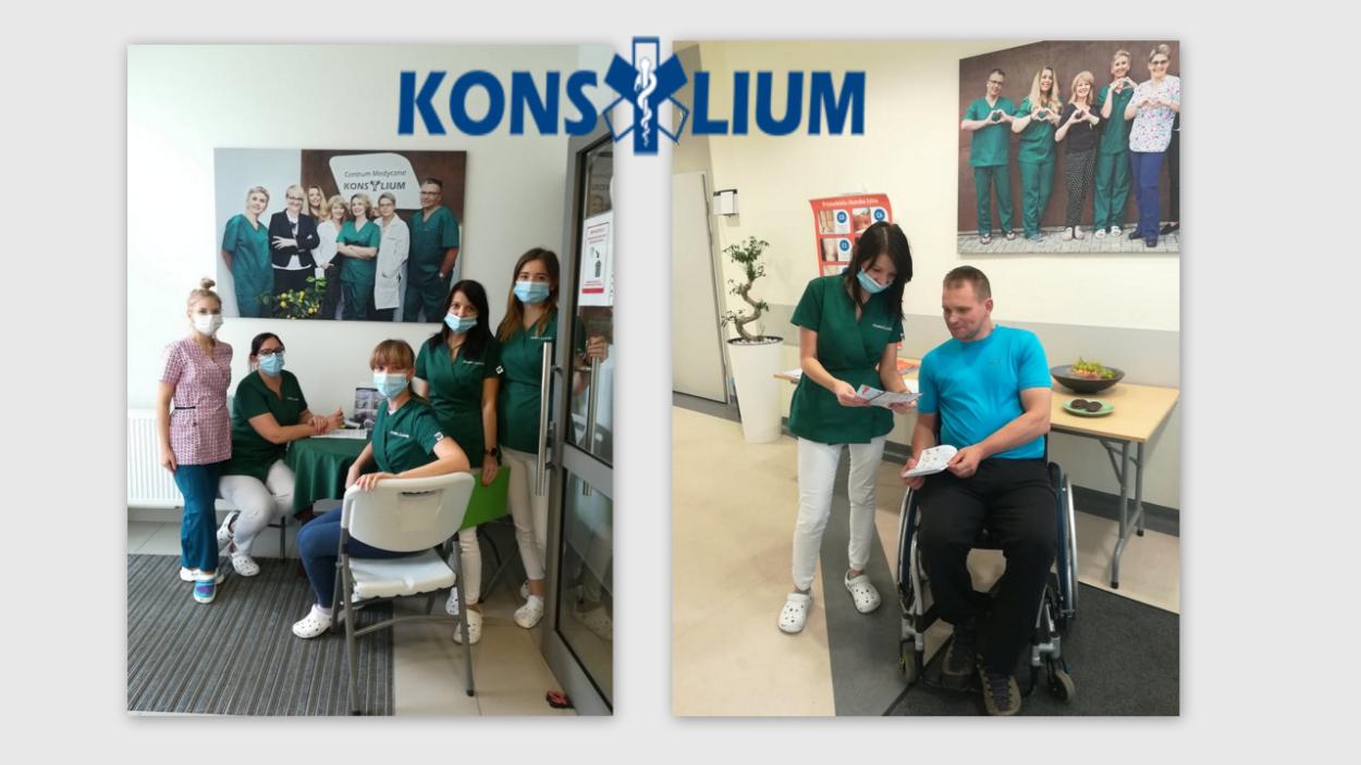 Za nami Biała Sobota w Centrum Medycznym Konsylium   - Zdjęcie główne