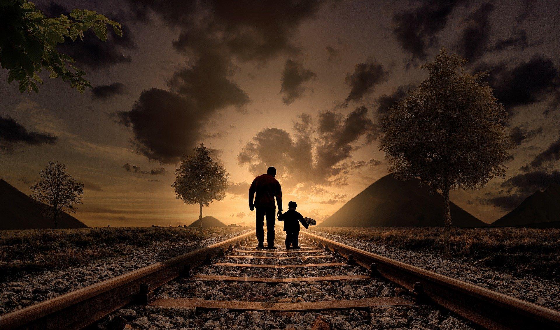 KĄCIK LITERACKI: Syn i sen [OPOWIADANIE] - Zdjęcie główne