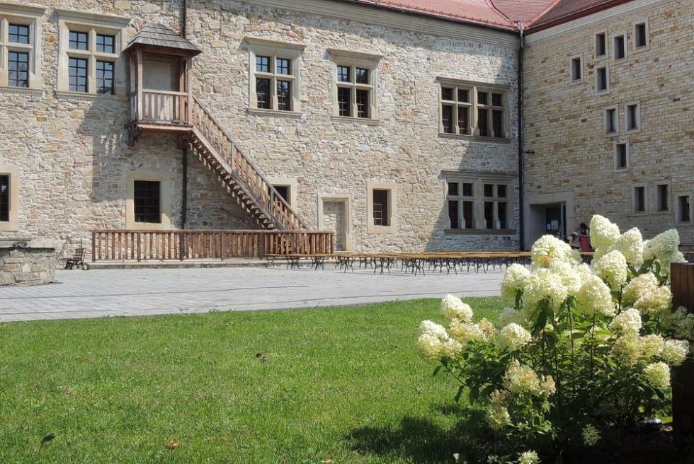SANOK: Muzeum Historyczne zostanie wyposażone w nowoczesny monitoring - Zdjęcie główne