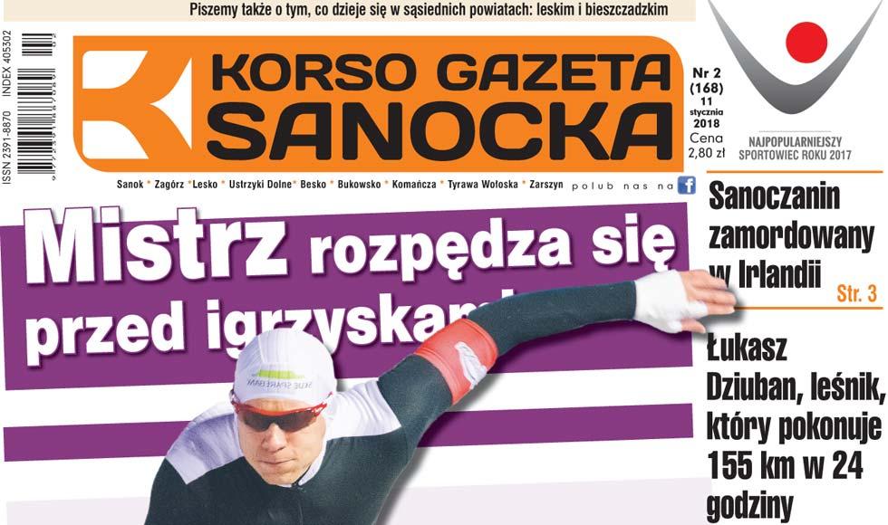 Korso Gazeta Sanocka nr 02/2018 - Zdjęcie główne