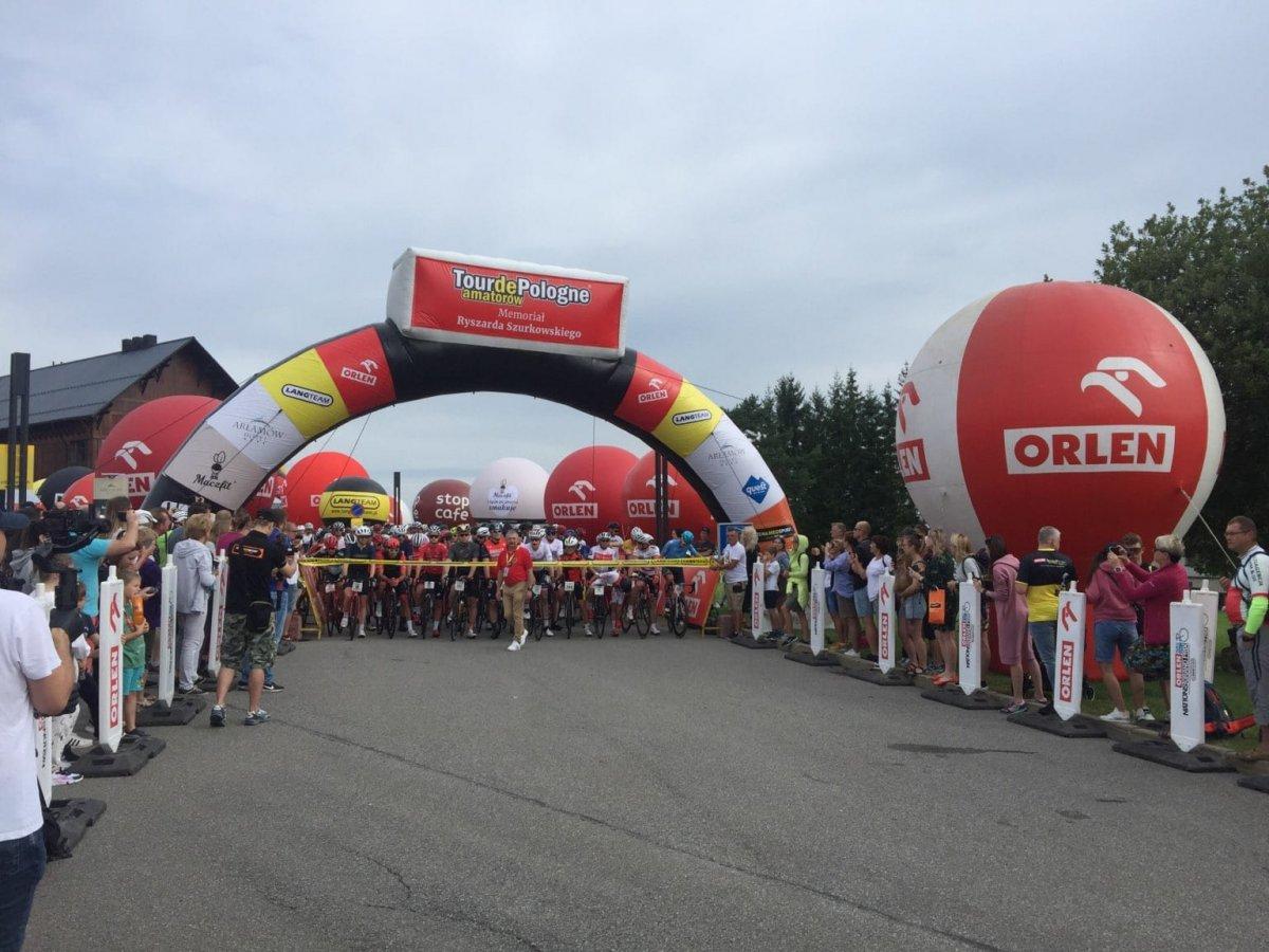 Tour de Pologne na podkarpackich drogach - Zdjęcie główne