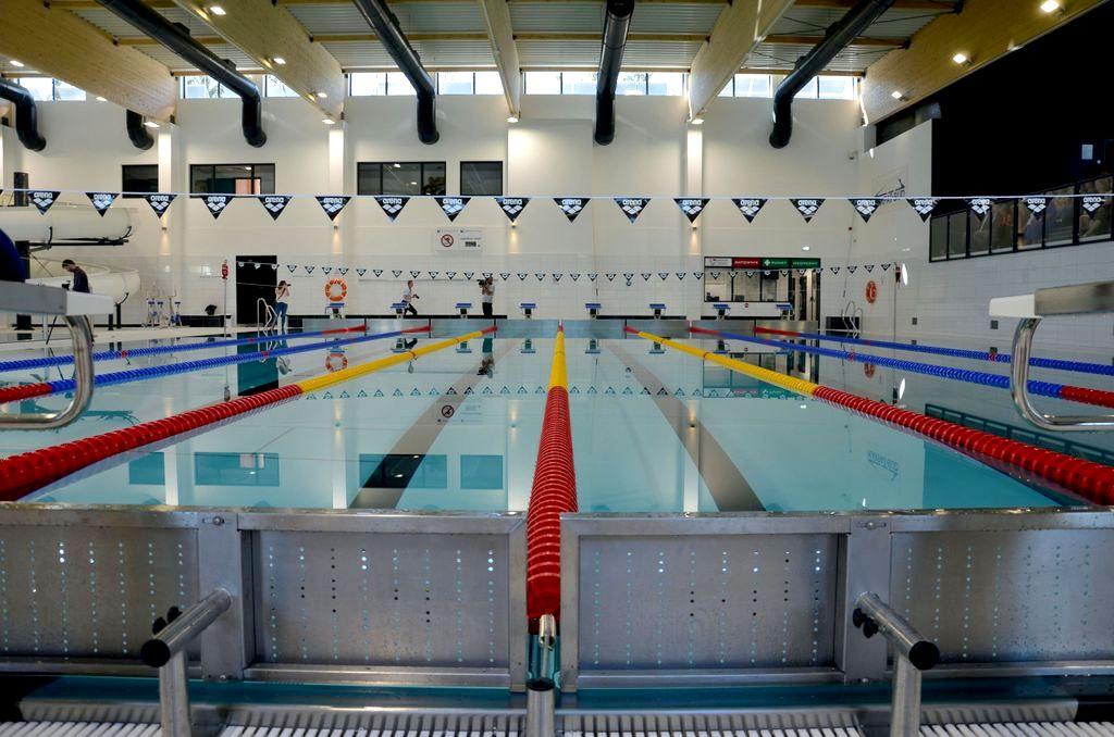 Mistrz świata na otwarciu sanockich basenów [ZDJĘCIA] - Zdjęcie główne