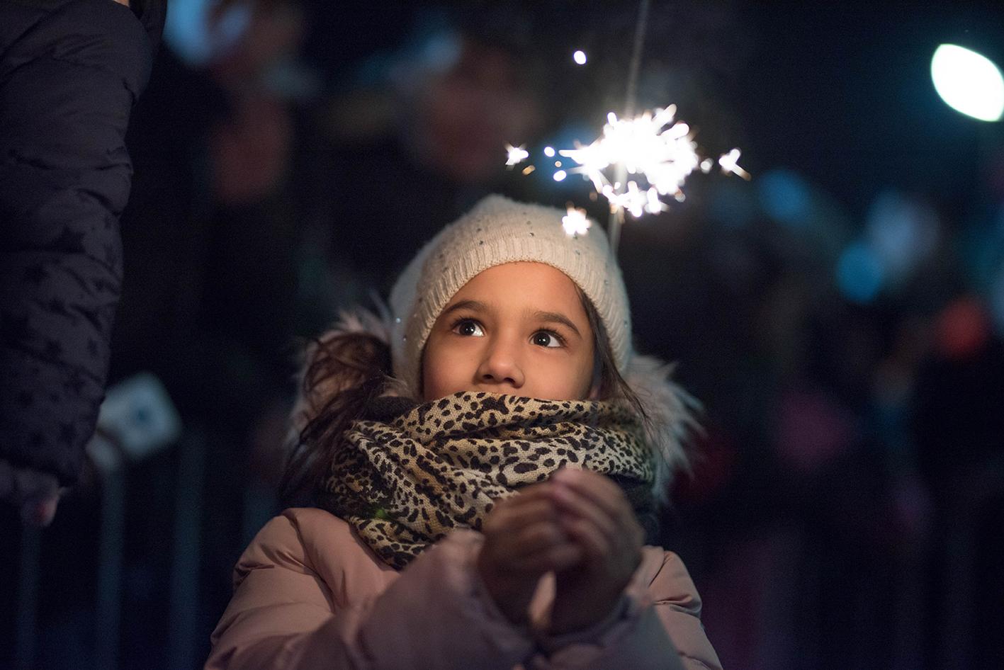 5 Romski Mikołaj: Zobacz iskierki szczęścia w małych oczkach [ZDJĘCIA+VIDEO] - Zdjęcie główne