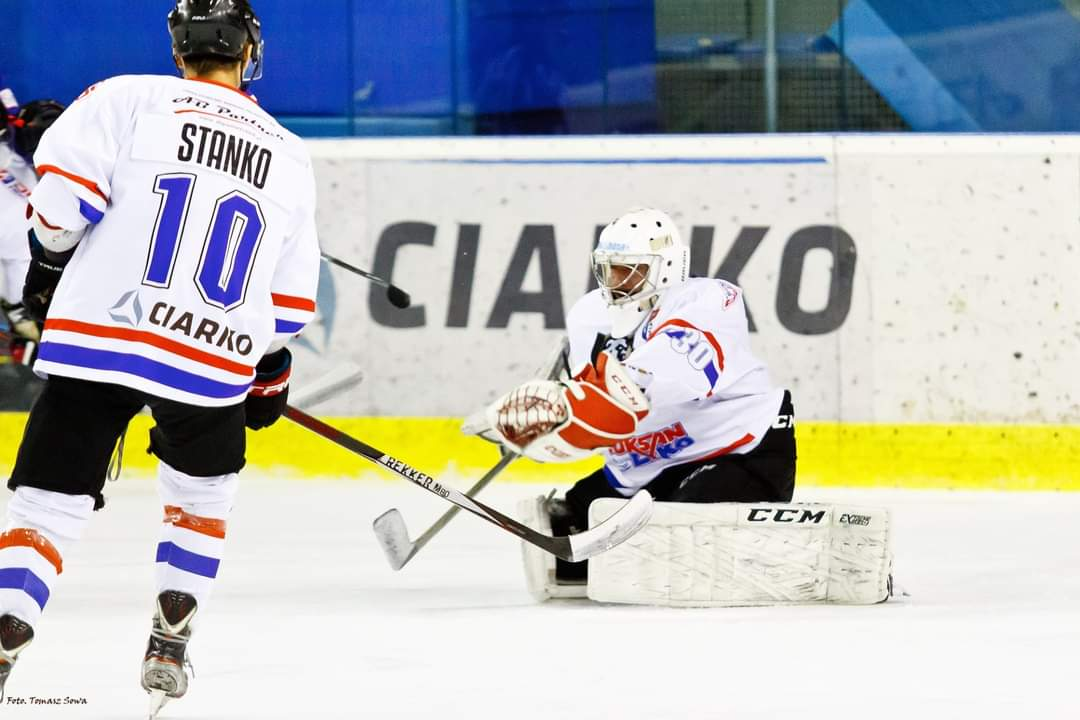 Niedźwiadki zwycięskie w Młodzieżowej Hokej Lidze! - Zdjęcie główne