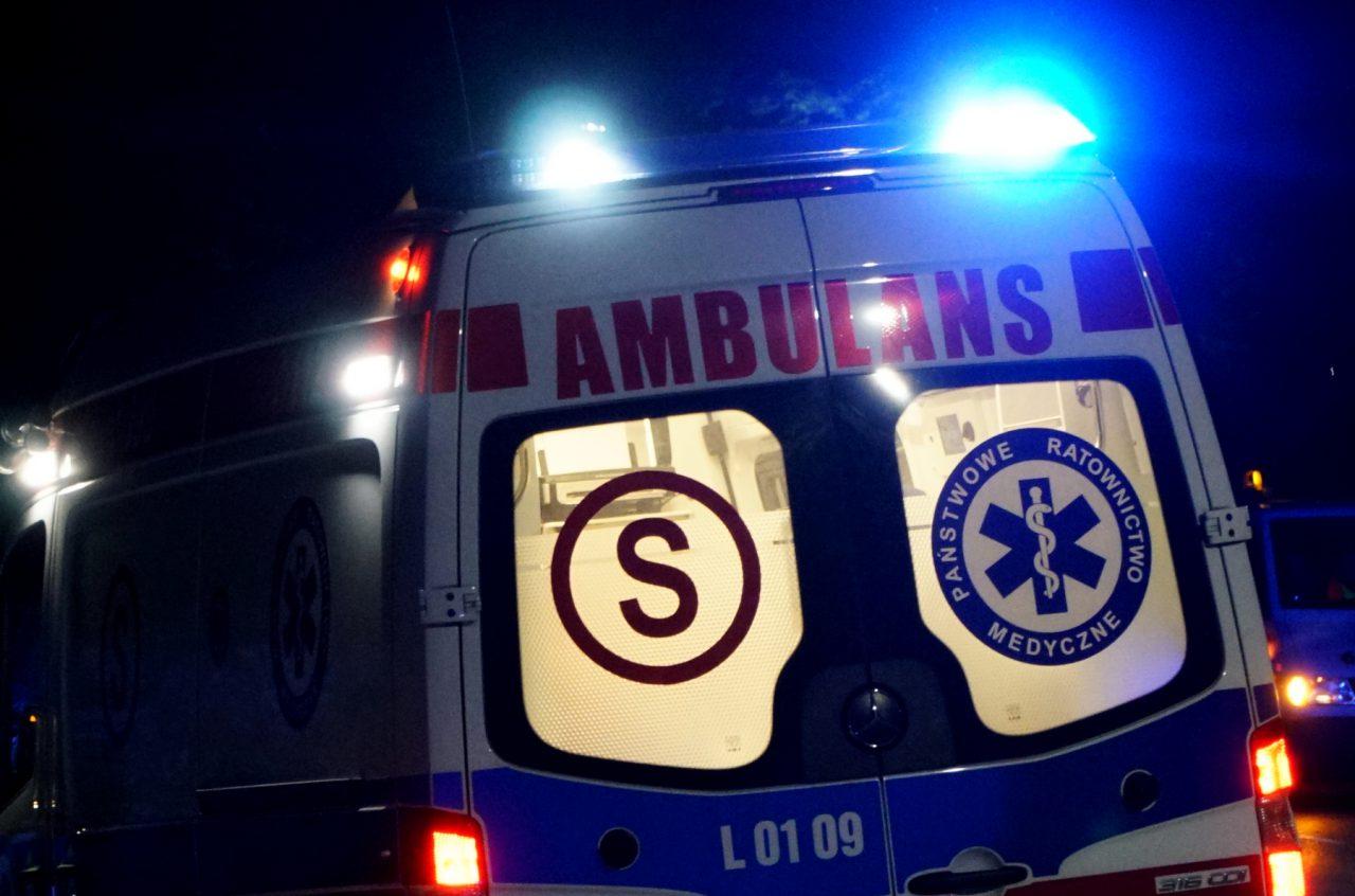 Zmarł zarażony koronawirusem ratownik medyczny - Zdjęcie główne