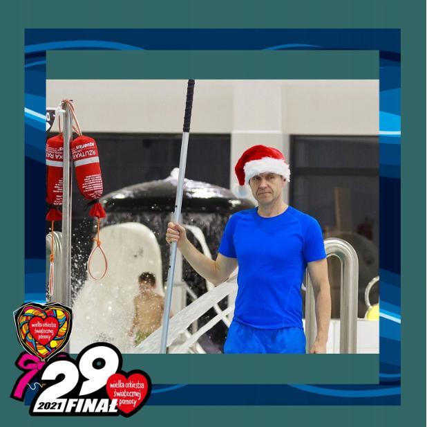 WOŚP w SANOKU: Popraw swój styl pływania z Jackiem Kabalą! - Zdjęcie główne